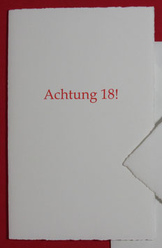 Achtung 18!
