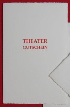 Theater-Gutschein