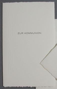 Zur Kommunion
