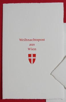 Weihnachtspost aus Wien