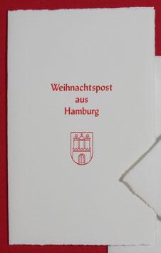 Weihnachtspost aus Hamburg