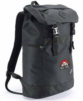 PEAK Backpack Black mit SG-Logo