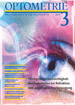 Jahresabonnement Fachmagazin OPTOMETRIE