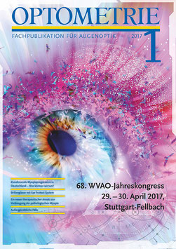 Probeexemplar Fachmagazin Optometrie