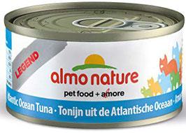Atlantikthunfisch 70gr.