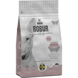 ROBUR SENSITIVE SINGLE PROTEIN SALMON, 12,5KG