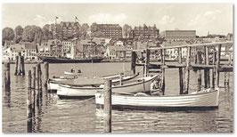 Der Dreimaster ,Georg Stage' im Flensburger Hafen, 28. Mai 1979 von Joachim Metschies