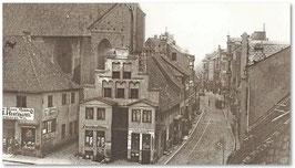 Flensburg. Der Kattsund 1890 von Wilhelm Dreesen