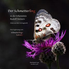 Der Schmetterling in der Erkenntnis Rudolf Steiners