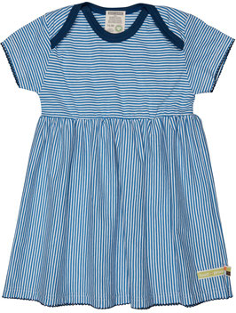 Loud + Proud Kleid gestreift cobalt
