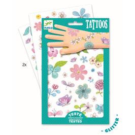 "Djeco Tattoos ""Feldblumen"""