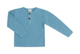 NEU Puri Organic Strick-Pullover bristol blue