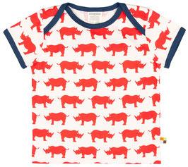 Loud + Proud T-Shirt Nashorn cayenne