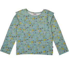 ba*ba Kidswear Shirt Langarm romance flower