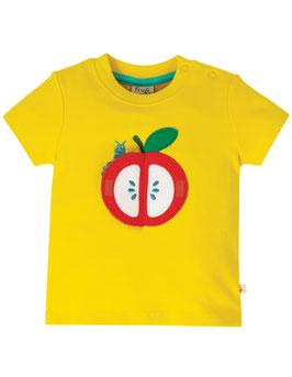 Frugi T-Shirt Apfel sunflower
