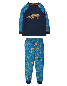 NEU Frugi Pyjama Leopard Jamie Jim Jams