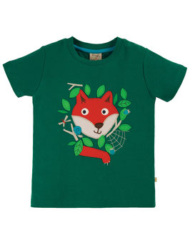 NEU Frugi T-Shirt Fuchs pine