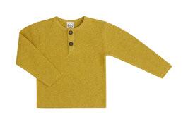 NEU Puri Organic Strick-Pullover mango