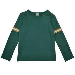 ba*ba Kidswear Shirt Langarm tannengrün