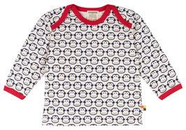 Loud + Proud Shirt Langarm Affe marine