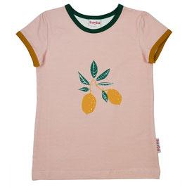 NEU ba*ba Kidswear T-Shirt Zitrone peach