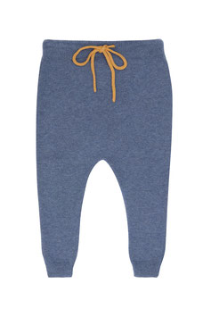 NEU Puri Organic Strick-Hipsterpant china blue