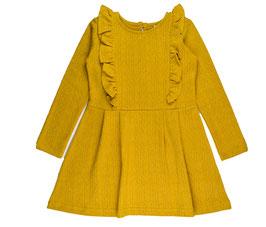 ba*ba Rüschenkleid gelb