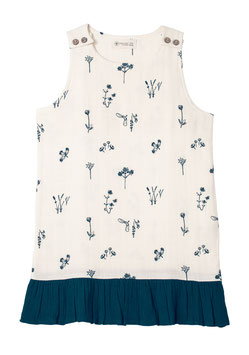 NEU Organic by Feldman Jumper Dress Pflanzengenuss