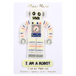 "Meri Meri Patches ""Roboter"""
