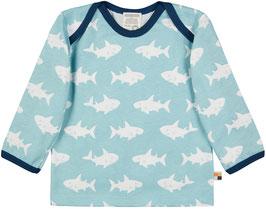 NEU Loud + Proud Shirt Langarm Hai lagoon