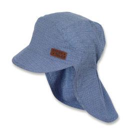 Sterntaler Schirmmütze UV 30 blau