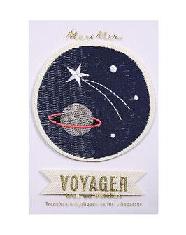 "NEU Meri Meri Patches ""Space Voyager"""