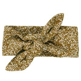Müsli by Green Cotton Haarband petit fleur pesto