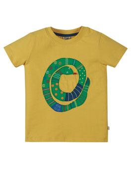 NEU Frugi T-Shirt Schlange bumble bee