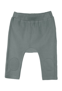 NEU Organic by Feldmann French Terry Pants - winter green