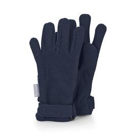 Sterntaler Fleece Fingerhandschuh marine