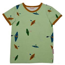 NEU ba*ba Kidswear T-Shirt Kayak river