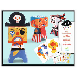 """Djeco Papierkunst """"Piraten"""""""