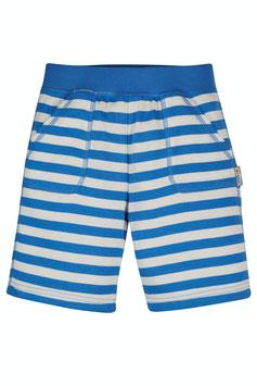 NEU Frugi Shorts Streifen cobalt blue