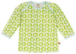 Loud + Proud Shirt Langarm Löwe limone