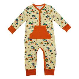NEU ba*ba Kidswear Bodysuit Overall Blumenwiese