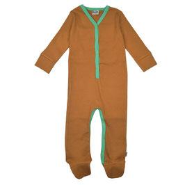 ba*ba Kidswear Bodysuit Overall brown sugar
