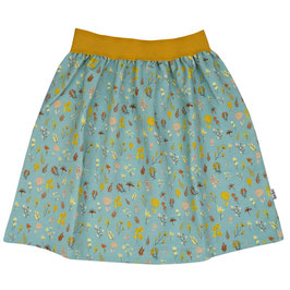 ba*ba Kidswear Bonny Skirt romance flowers