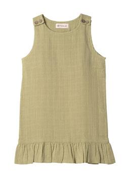 NEU Organic by Feldman Jumper Dress sage green