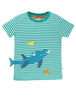 Frugi T-Shirt Hai gestreift
