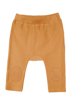 Organic by Feldman French Terry Pants - earth ocre