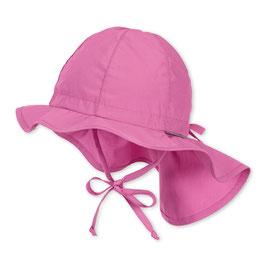 Sterntaler Sonnenhut UV 50+ Flapper rosa