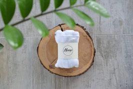 NEU Hene Design Hosenträger Strumpfhose - weiß