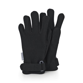 Sterntaler Fleece Fingerhandschuh schwarz