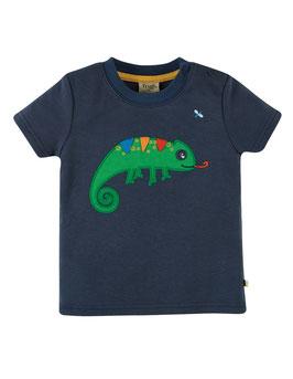 NEU Frugi T-Shirt Chameleon indigo
